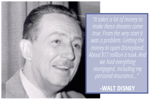 How Walt Disney REALLY Built Disneyland
